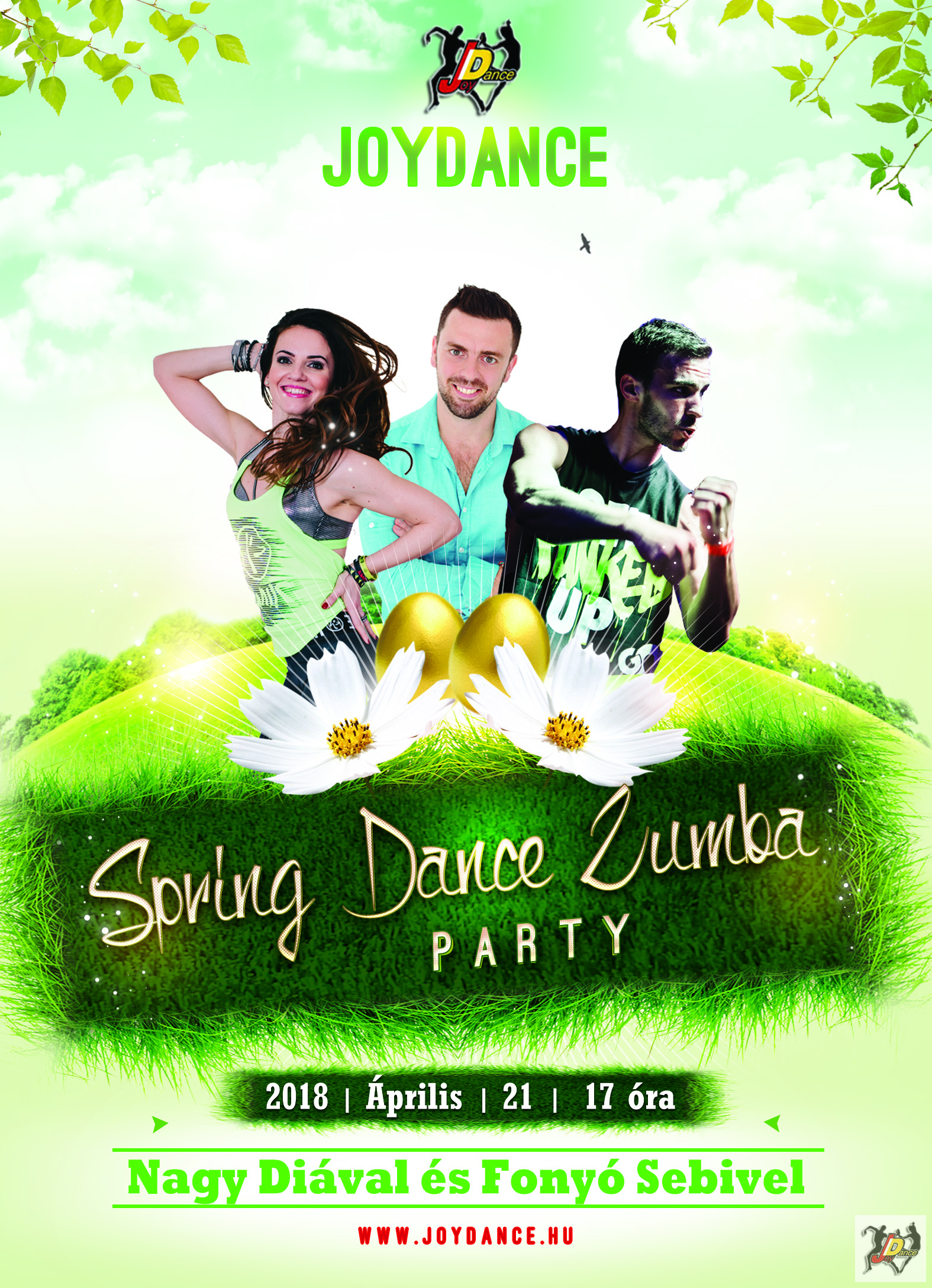 Spring Dance Zumba Party