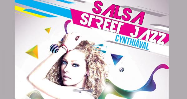Salsa Street Jazz Cynthiával A Joydance-ben