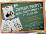 Iskola kezdő ZUMBA party
